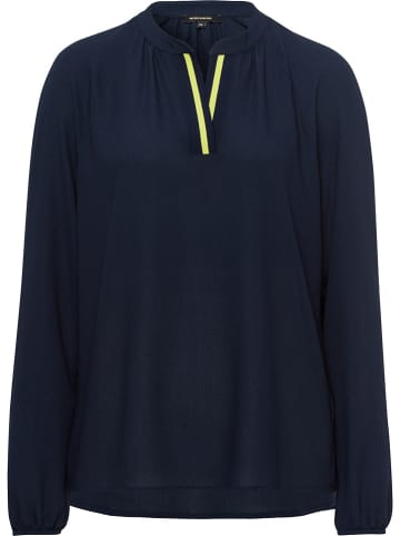 More & More Blouse donkerblauw
