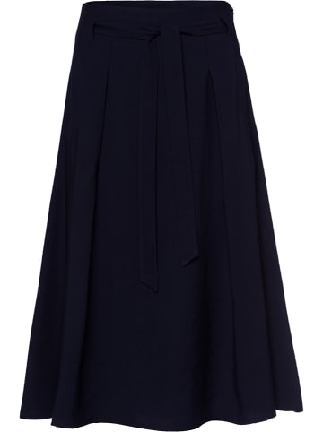More & More Rok donkerblauw