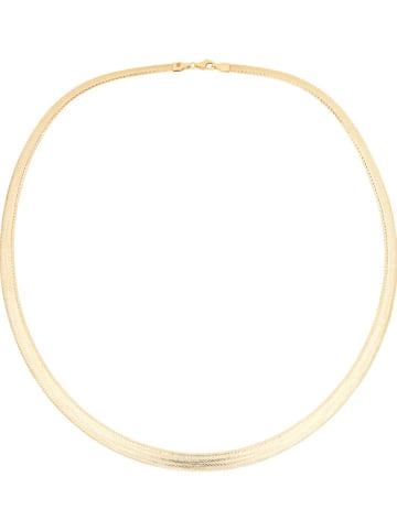 "OR ÉCLAT Gouden ketting ""Valentina"" - (L)45 cm"