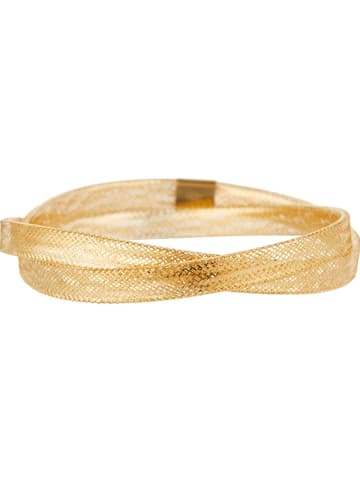 """BY COLETTE Gouden armband """"Double rang flamboyant"""""""