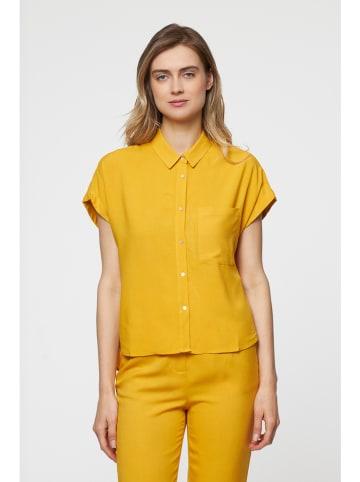 Best Mountain Bluzka w kolorze żółtym