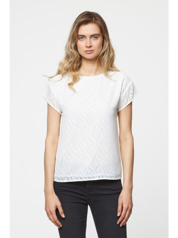 Best Mountain Shirt in Weiß