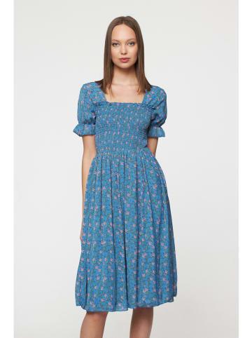 Best Mountain Kleid in Blau