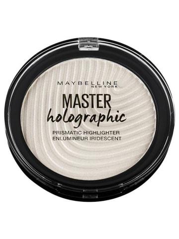 "Maybelline Rozświetlacz ""Master Holographic Prismatic - 050 Opal"" - 8 g"