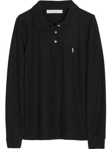 Polo Club Poloshirt in Schwarz