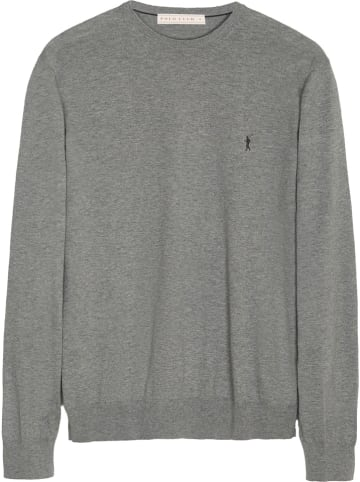 Polo Club Sweter w kolorze szarym