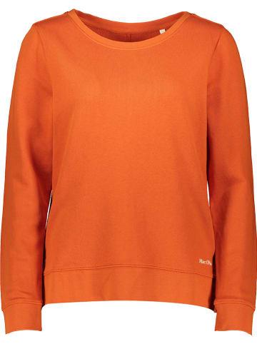 Marc O'Polo DENIM Bluza w kolorze pomarańczowym