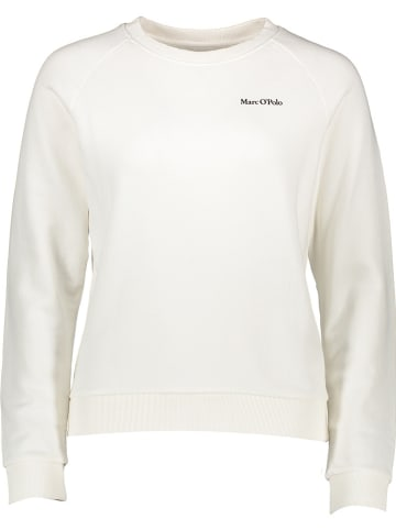Marc O'Polo DENIM Bluza w kolorze białym