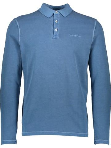 Marc O'Polo DENIM Poloshirt blauw