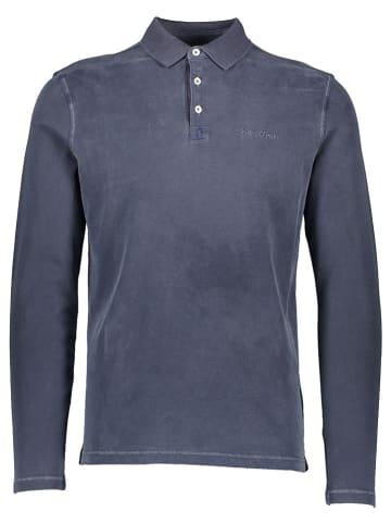 Marc O'Polo DENIM Poloshirt donkerblauw