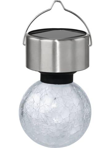 EGLO Ledsolarbuitenlamp transparant - (H)16 x Ø 6 cm