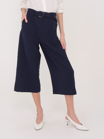 Fashion Factory Culotte donkerblauw