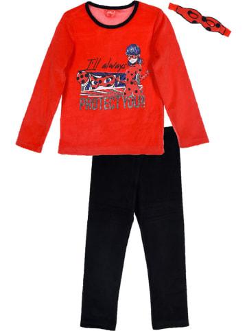 "Miraculous Pyjama ""Ladybug"" in Rot/ Dunkelblau"