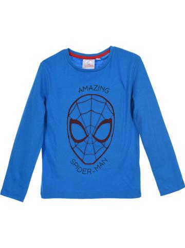 """Spiderman Koszulka """"Spider-Man"""" w kolorze niebieskim"""
