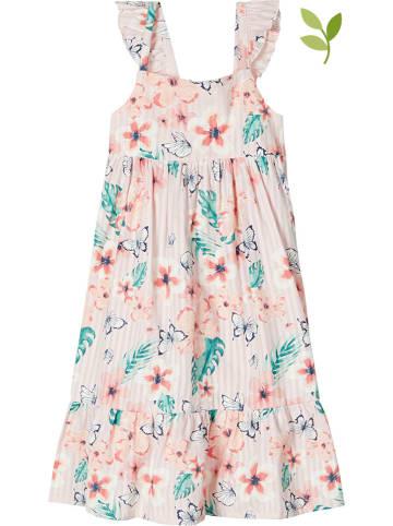 """Name it Sukienka """"Happie"""" w kolorze jasnoróżowym"""