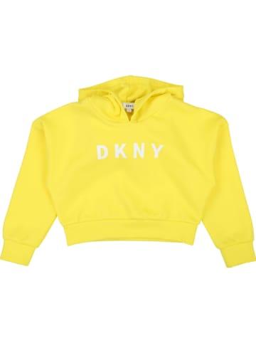 DKNY Sweatshirt geel