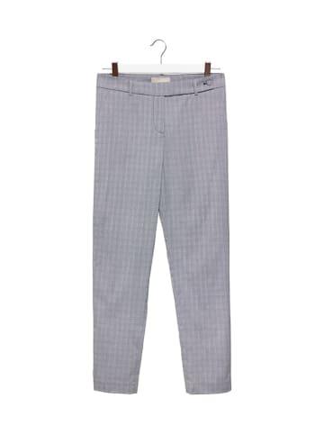 STEFANEL Spodnie w kolorze niebieskim