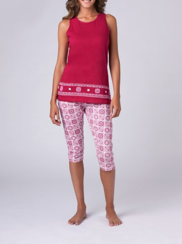 COTONELLA Pyjama roze