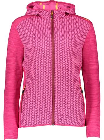 CMP Fleece vest roze