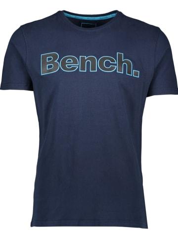 """Bench Shirt """"Swinton"""" donkerblauw"""