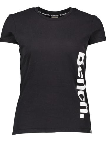 """Bench Shirt """"Chand"""" zwart"""