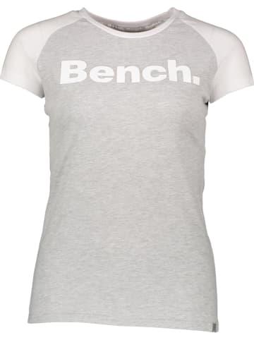"""Bench Shirt """"Justino"""" grijs"""