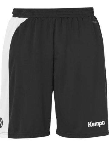 "Kempa Trainingsshorts ""Peak"" in Schwarz"