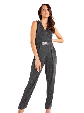 MELA LONDON Jumpsuit zwart