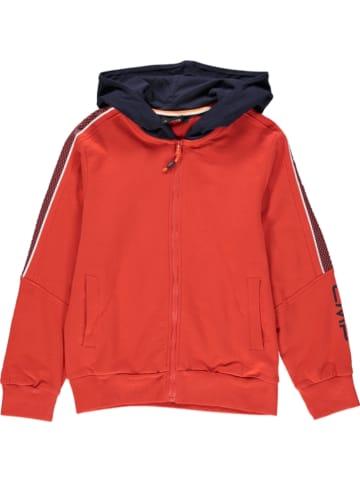 CMP Bluza w kolorze czerwonym