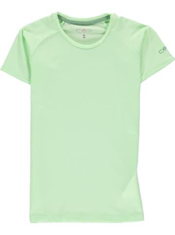 CMP Functioneel shirt lichtgroen