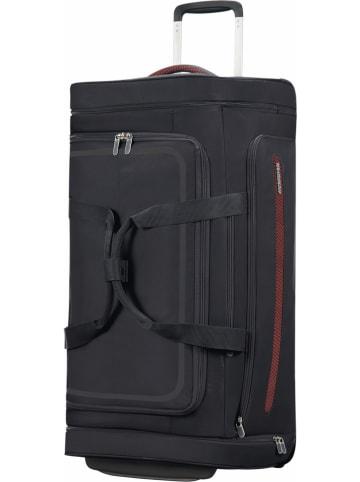 """American Tourister Walizka """"Duffle"""" w kolorze czarnym - 37 x 76 x 34 cm"""