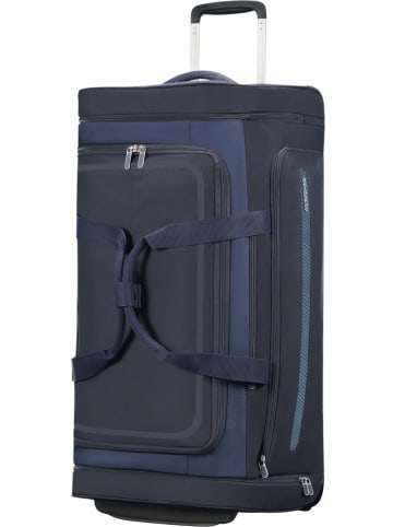 "American Tourister Reistas ""Duffle"" donkerblauw - (B)37 x (H)76 x (D)34 cm"
