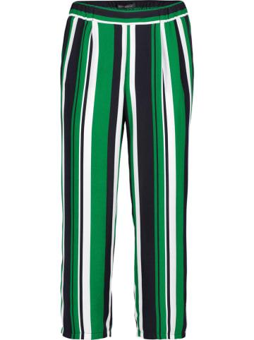 Betty Barclay Broek groen/donkerblauw