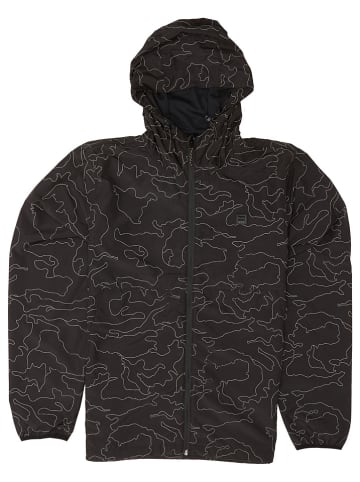 "Billabong Windbreaker ""Transport"" zwart"