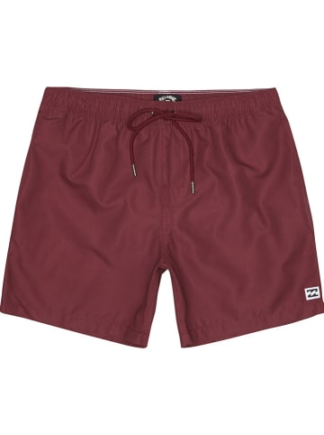 "Billabong Zwemshort ""All Day"" rood"