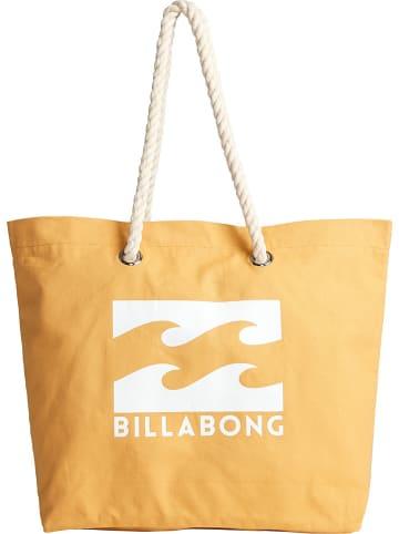 """Billabong Torebka """"Essential"""" w kolorze żółtym - 54 x 41 x 13 cm"""