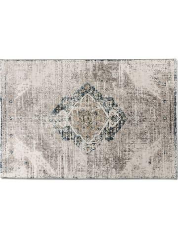 "Lifa Living Laagpolig tapijt ""Aqua"" beige"