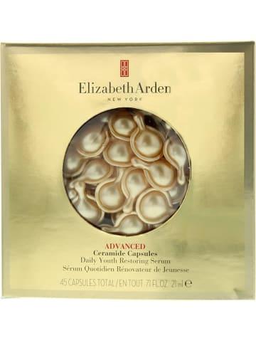 """Elizabeth Arden Gessichtsserum """"Advanced Ceramide Daily Youth Restoring"""", 45 Kapseln/ 21 ml"""
