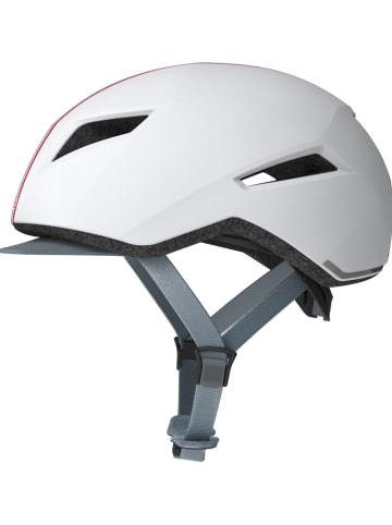 """ABUS Kask rowerowy """"Yadd-I S"""" w kolorze białym"""