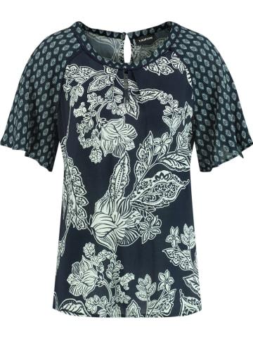 TAIFUN Shirt donkerblauw