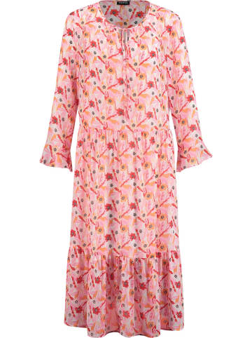 TAIFUN Sukienka w kolorze jasnoróżowym