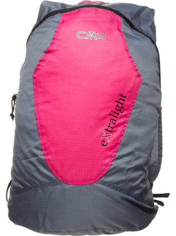 "CMP Plecak ""Packable"" w kolorze różowo-szarym - 32 x 48 x 7 cm"