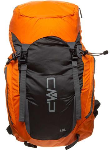 CMP Rucksack in Orange/ Anthrazit - (B)31 x (H)51 x (T)16 cm