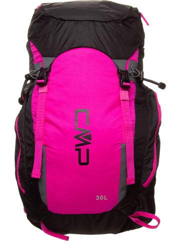 CMP Rucksack in Pink/ Schwarz - (B)31 x (H)51 x (T)16 cm