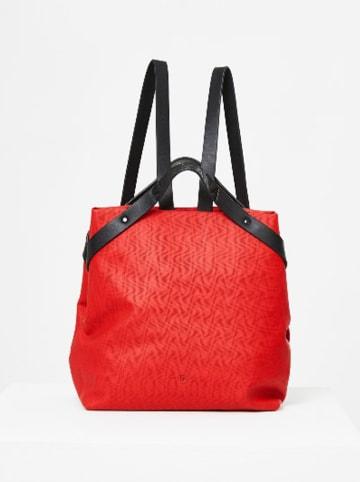 Surkana Plecak w kolorze czerwonym