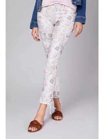 """Blue Fire Jeans """"Chloe"""" - Skinny fit - in Weiß"""