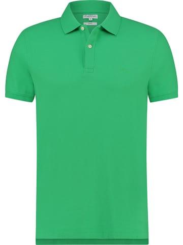 McGregor Poloshirt -slim fit - groen