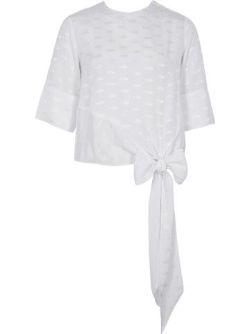 BY MALENE BIRGER Bluse in Weiß