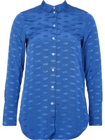 BY MALENE BIRGER Bluzka w kolorze niebieskim