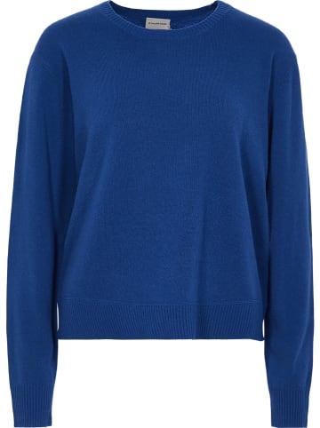 BY MALENE BIRGER Sweter w kolorze niebieskim